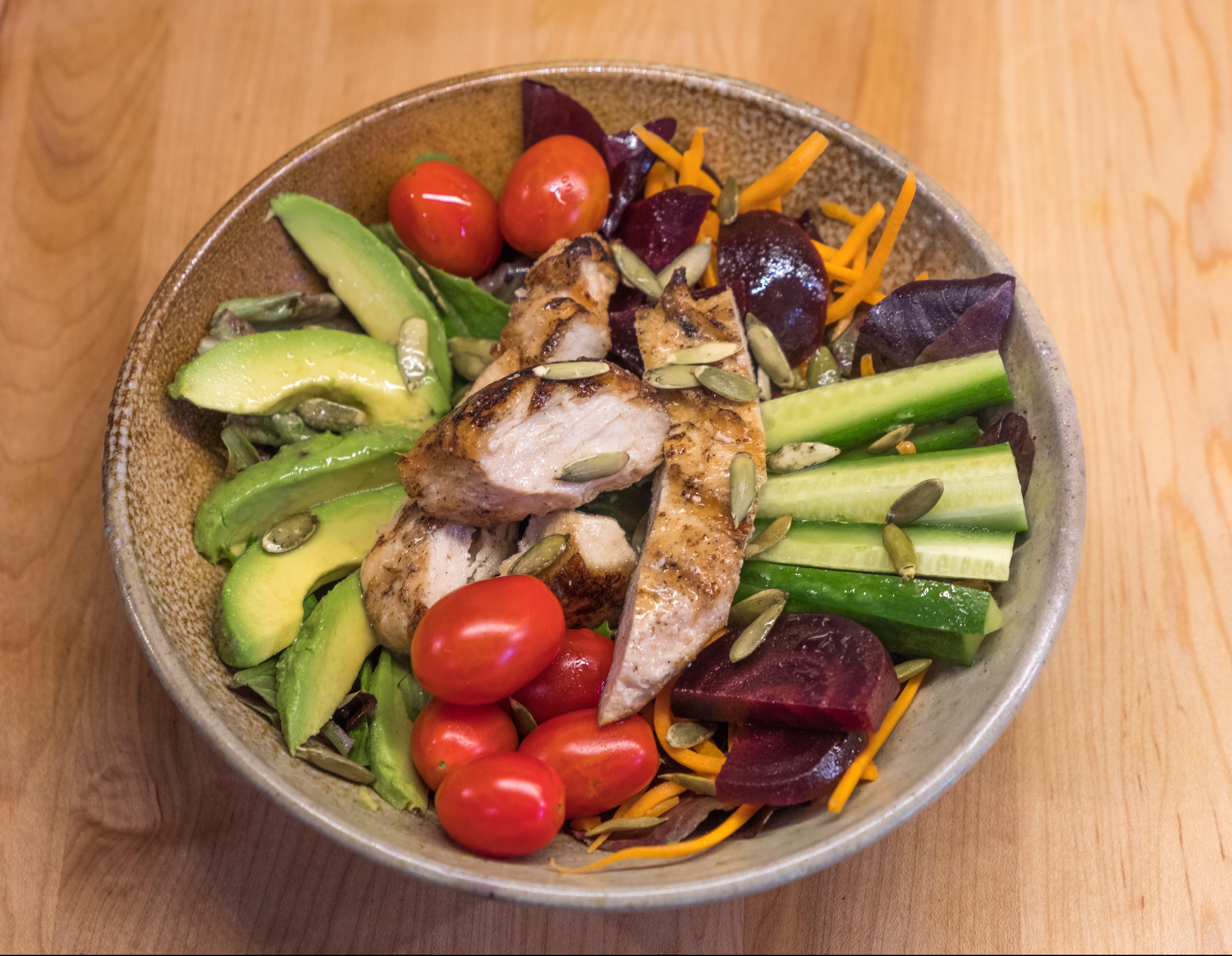 Salad pic